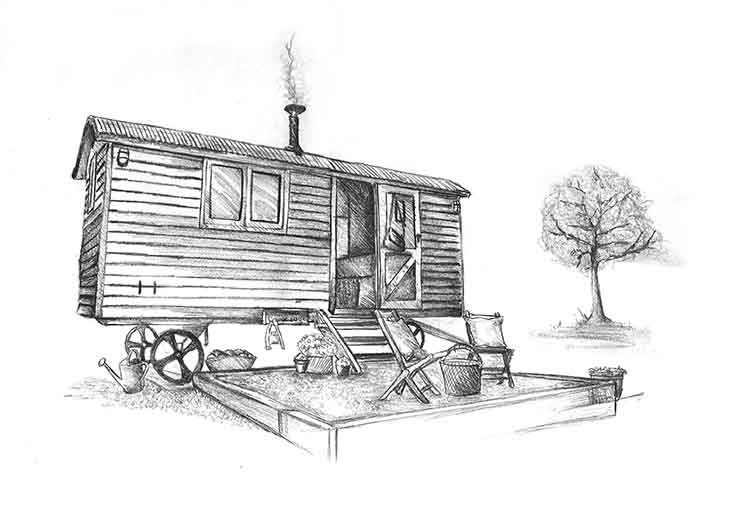 2e331d066823 About Blackdown Shepherd Huts in Somerset UK