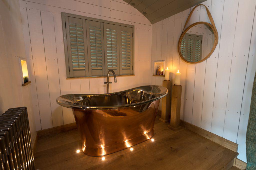 William Holland Copper Bath