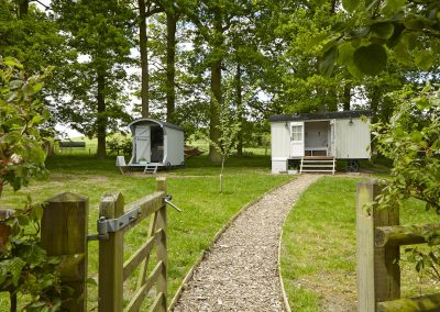 Glamping at Park Farm