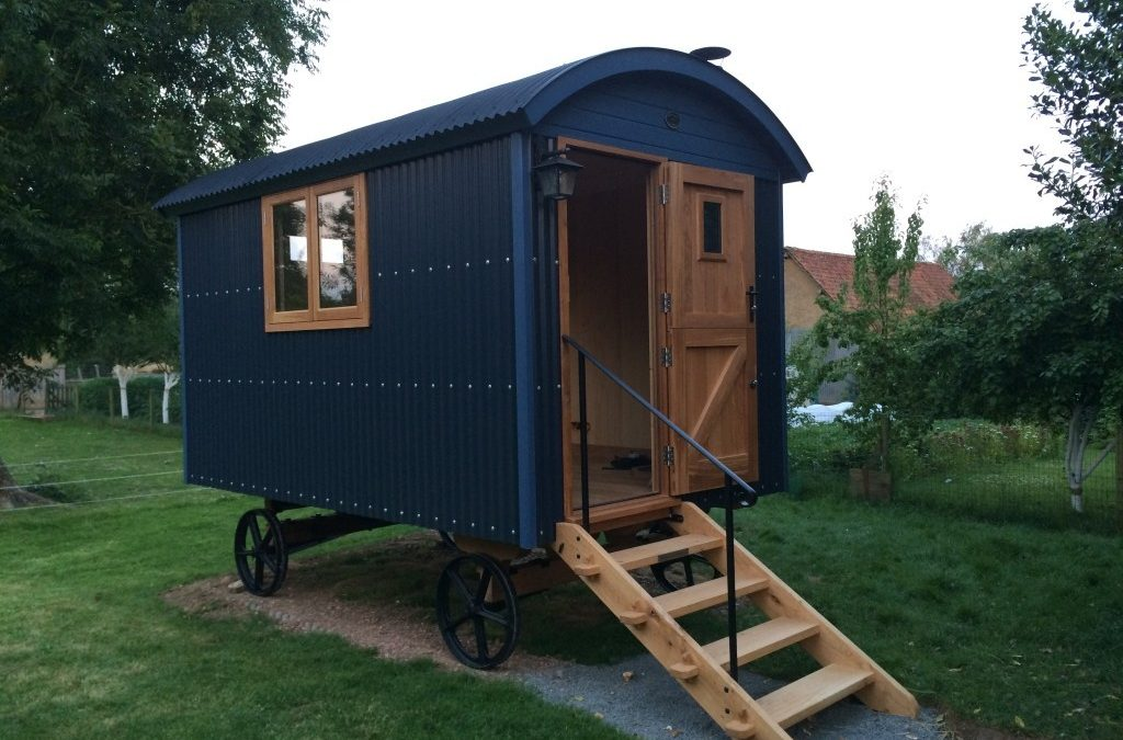 BBC Radio 4's The Archers Lynda Snell, wants to buy a Shepherd's Hut!