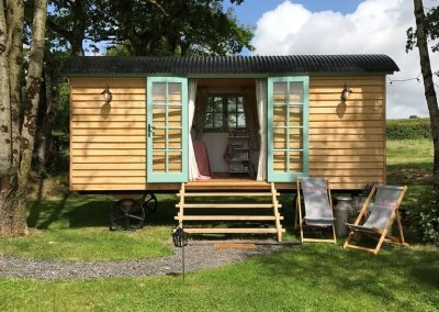 The Beautiful Business of Shepherd Huts