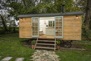 Richard Corrigan's hotel huts – Virginia Park Lodge