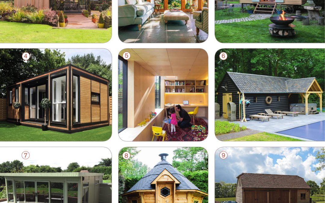 Press Coverage: Build It Magazine – 9 Inspiring Garden Rooms