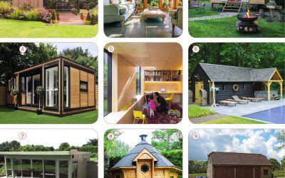 Press Coverage: Build It Magazine – 9 Inspiring Garden Rooms