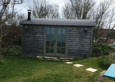 The Glorious Guernsey Hut – Case Study