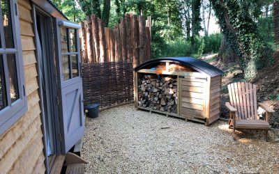 Luxury Hideaway Huts at the Fish