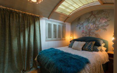 Press Release: Luxury Shepherd Huts for Honeymooners at The Fish Hotel