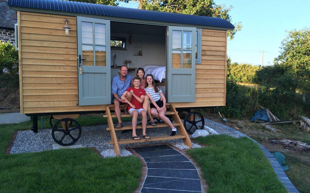 The Heirloom Shepherd Hut