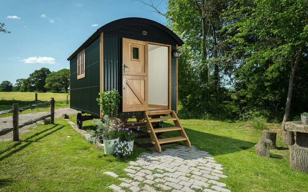 Blackdown loves… Our Retreat Hut
