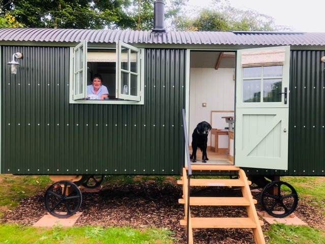 A Beautiful Berkshire Family Hut