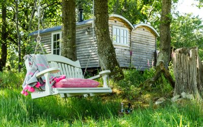 5 reasons why the perfect glamping solution is a Blackdown Shepherd Hut