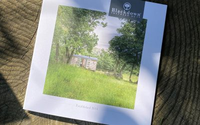 New Blackdown Brochure- order yours now!