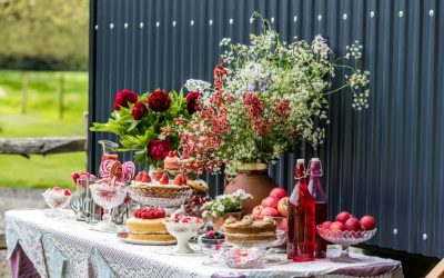 6 Tips for the Perfect Shepherd Hut Shindig!